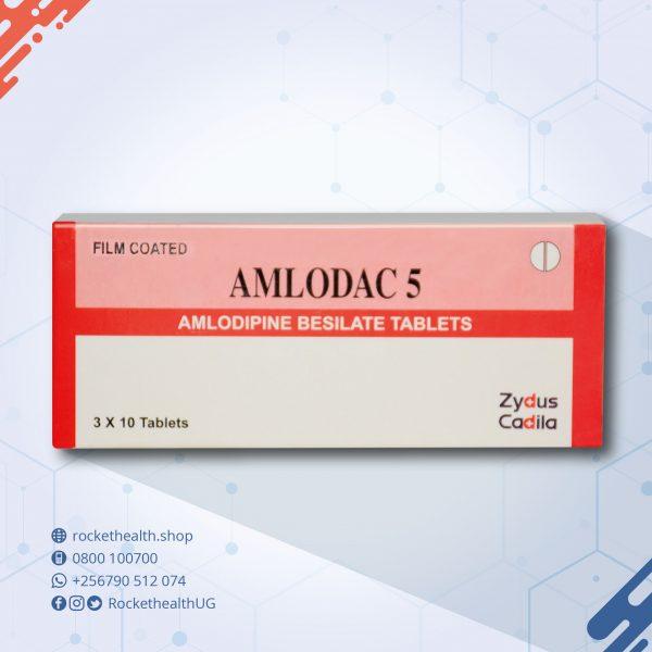 Amlodac 5