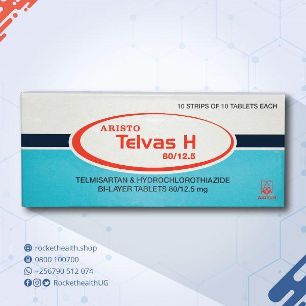 Telvas H 80 12.5 Tabs