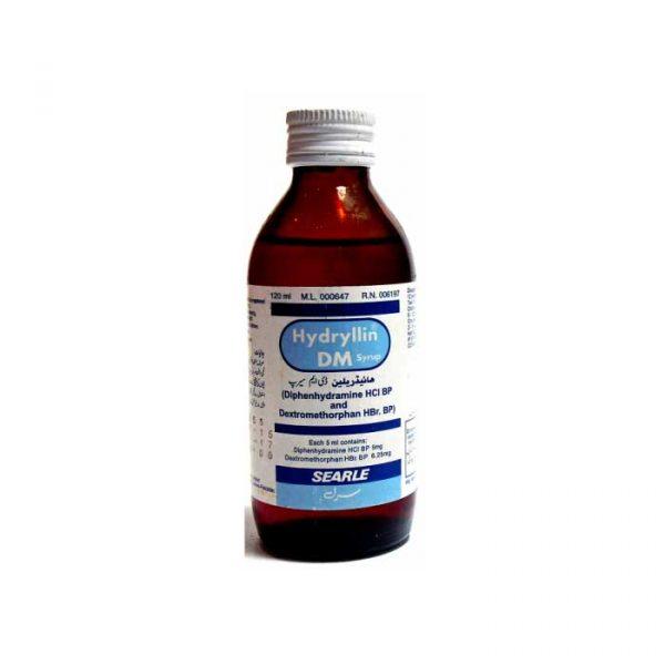 Hydryllin DM Syrup