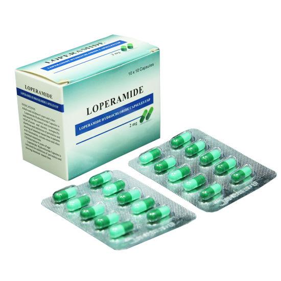 Loperamide Caps
