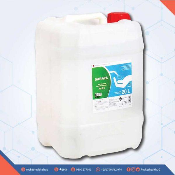 Hand-Sanitiser-20L-SARAYA-ALSOFT-1's, saraya, hand sanitizer, covid -19, coronavirus, antiseptic, disinfectant, Pharmacy, Personal Care