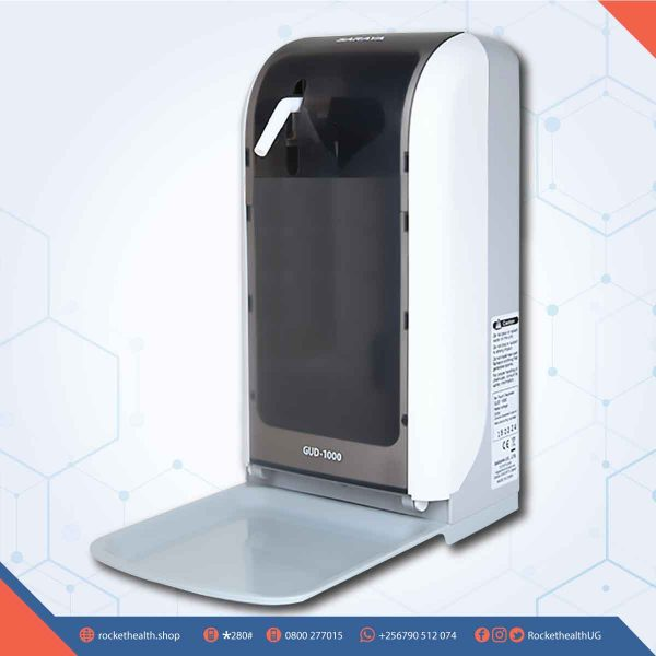 Saraya-Automatic-(no-touch)-Sanitizer-Dispenser-1's, saraya, dispenser, sanitizer, covid -19, coronavirus, antiseptic, disinfectant, Pharmacy, Personal Care